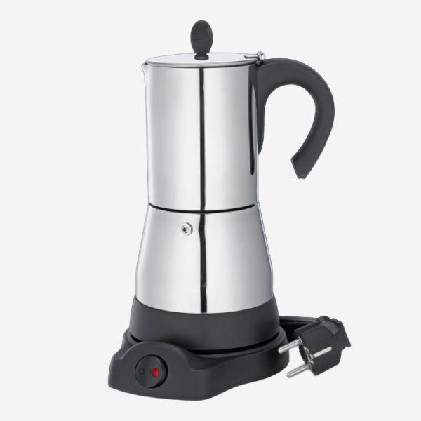 Cilio Elektrischer Espressokocher für 4 Tassen