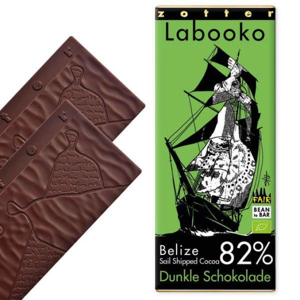 Labooko Zotter -Kaffeerösterei Konstanz-