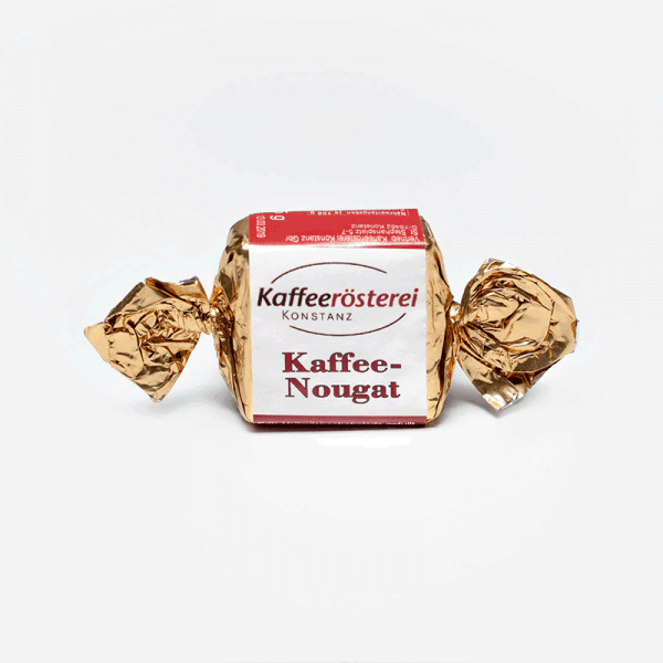 Kaffee-Nougat aus Konstanz - 25g
