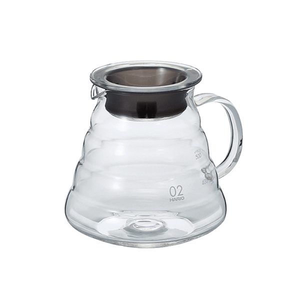 Hario Kaffeekanne aus Glas