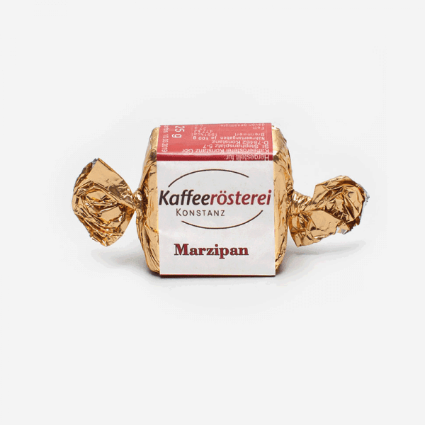 Kaffee-Marzipan aus Konstanz - 25g