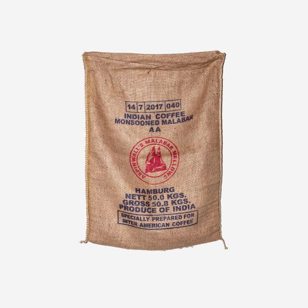 Kaffeesack, Original aus Asien