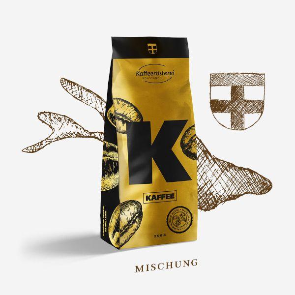 Kaffee Konstanzer Goldböhnchen - Kaffeerösterei Konstanz -
