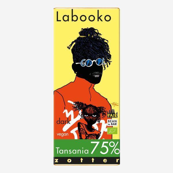 Labooko Zotter Tansania 75%