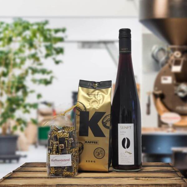 Kaffee Geschenkset Kaffee Genuss I - Kaffeerösterei Konstanz-