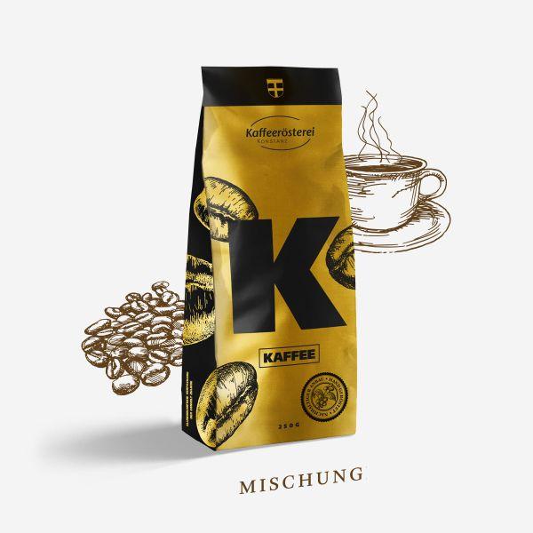 Kaffee Gourmet Mischung - Kaffeerösterei Konstanz -
