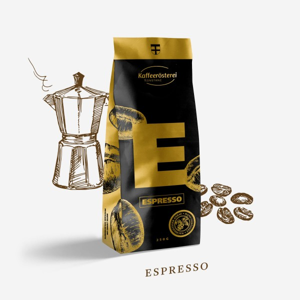 Espresso Mocca Arabica - Vorteilspaket