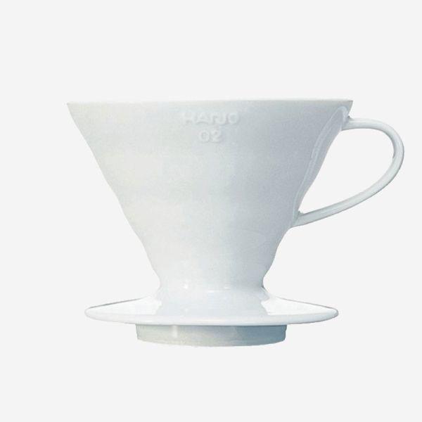 Hario V60 Coffee Dripper 02 ceramic white