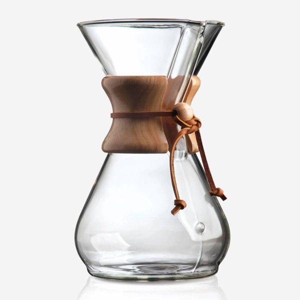 Chemex Karaffe - Für bis zu 8 Tassen