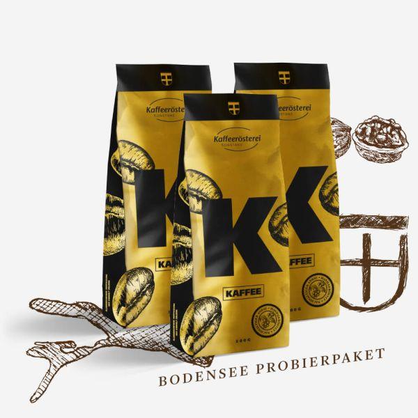 Bodensee Probierpaket 3x500g