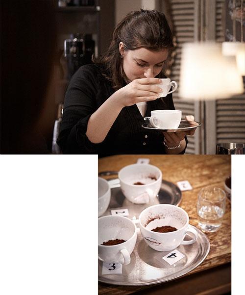 Kaffeerösterei Konstanz - zur Startseite wechseln