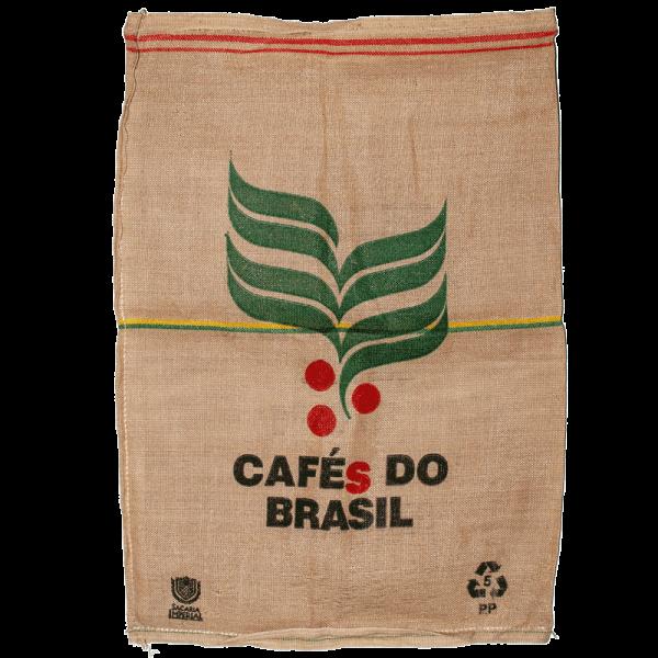 Kaffeesack, Original aus Brasilien