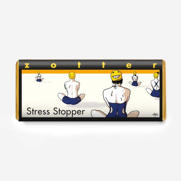 Schokolade Zotter Stress Stopper