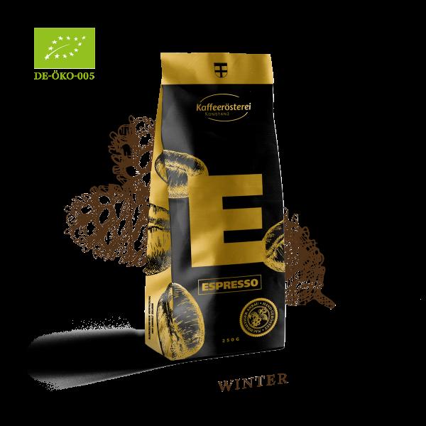 Weihnachts-Espresso Bio Organic