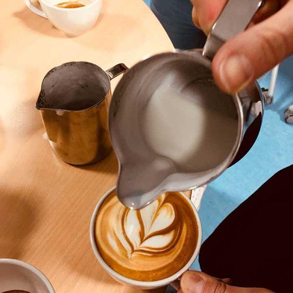 Milch Seminar -Kaffeerösterei Konstanz-