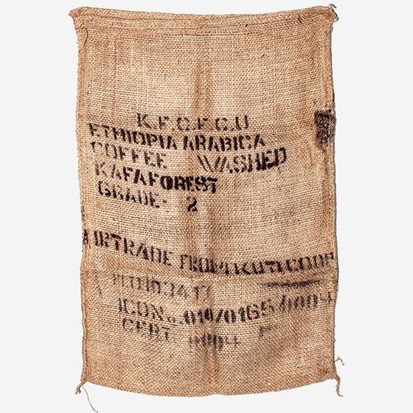 Kaffeesack, Original aus Afrika